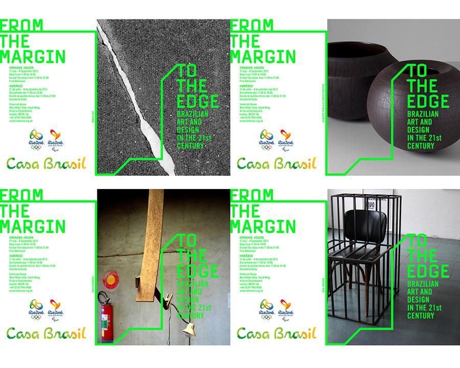 From the margin to the edge - Tecnopop